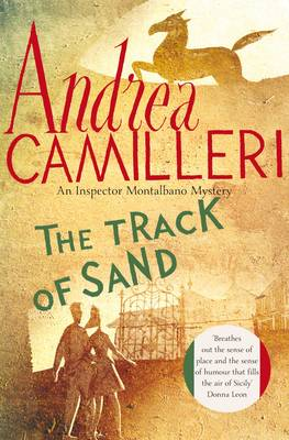 The Track of Sand - Inspector Montalbano Mysteries 12 (Paperback)