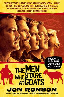 The Men Who Stare At Goats (Paperback)