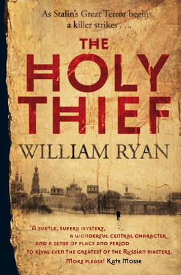 The Holy Thief - The Korolev Series 1 (Paperback)