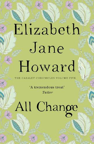 All Change - Cazalet Chronicles (Paperback)