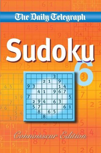 Daily Telegraph Sudoku 'Connoisseur Edition' (Paperback)