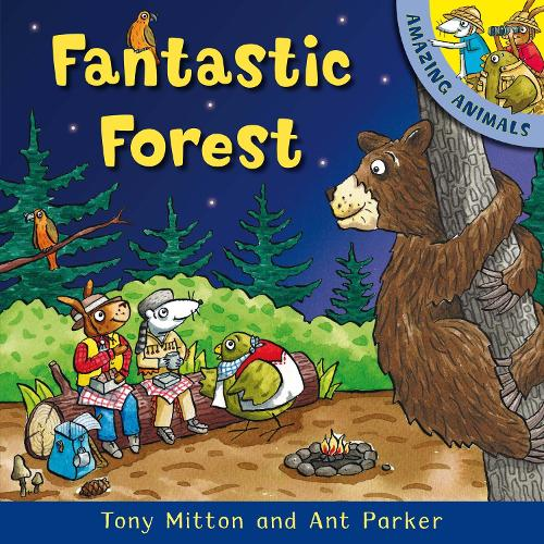 Amazing Animals: Fantastic Forest (Paperback)