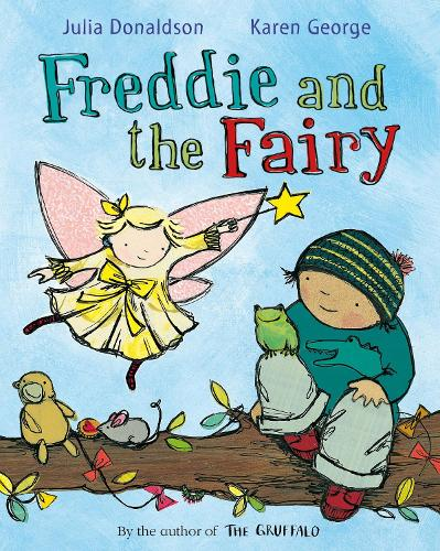 Freddie and the Fairy (Paperback)