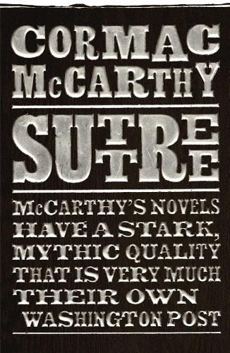 Suttree (Paperback)