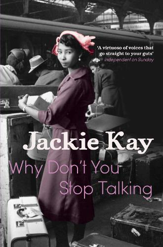 Why Don't You Stop Talking (Paperback)