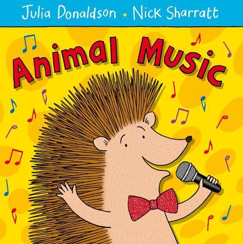 Animal Music (Hardback)