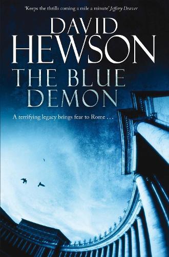 The Blue Demon - Nic Costa (Paperback)
