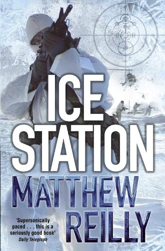 Ice Station - The Scarecrow series (Paperback)