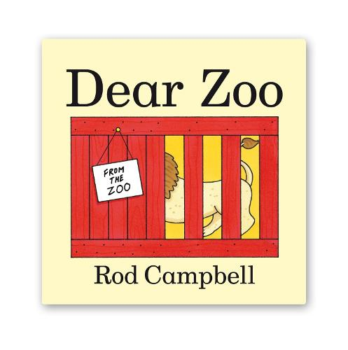 Dear Zoo Big Book (Paperback)
