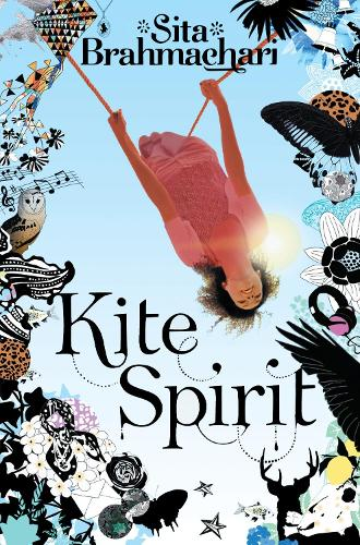Cover of the book, Kite Spirit.