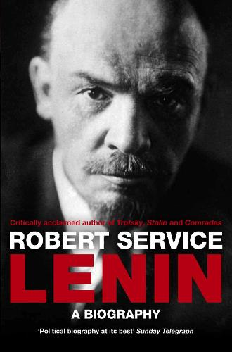 Lenin: A Biography (Paperback)