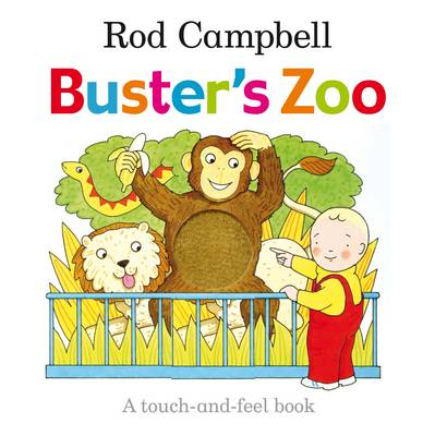 Buster's Zoo (Paperback)