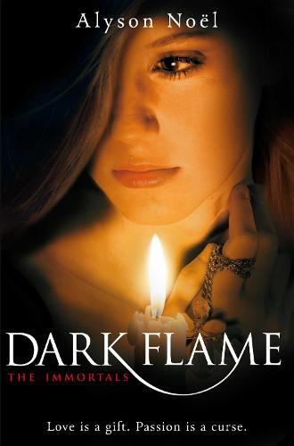 Dark Flame - The Immortals (Paperback)
