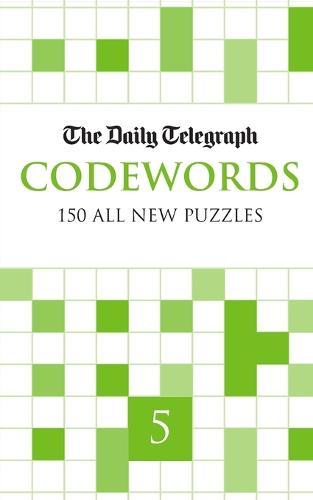 Daily Telegraph Codewords 5 (Paperback)