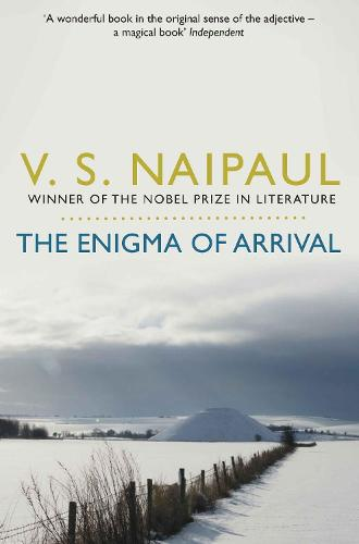 The Enigma of Arrival: A Novel in Five Sections (Paperback)