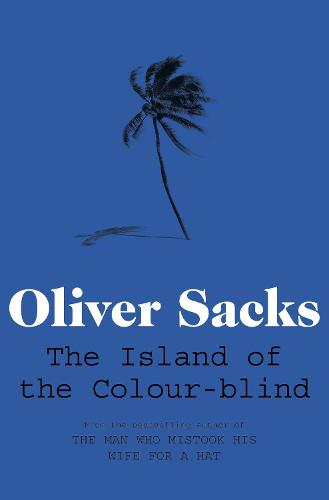The Island of the Colour-blind (Paperback)