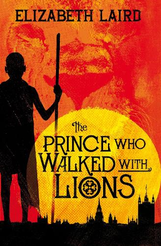 The Prince Who Walked With Lions (Paperback)