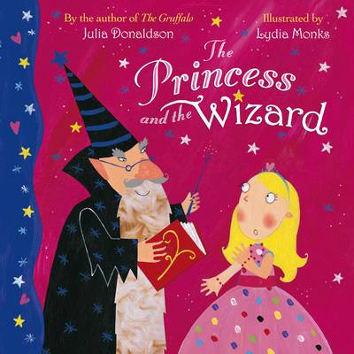 The Princess and the Wizard Big Book (Paperback)