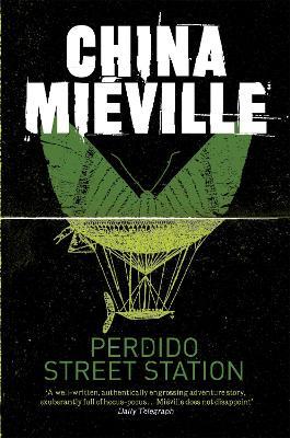 Perdido Street Station (Paperback)