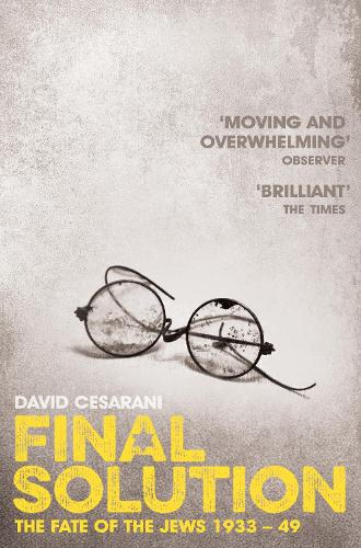 Final Solution: The Fate of the Jews 1933-1949 (Paperback)