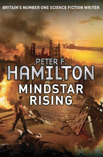 Mindstar Rising - Greg Mandel (Paperback)