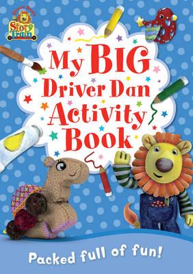 Driver Dan's Story Train: My Big Driver Dan Activity Book (Paperback)
