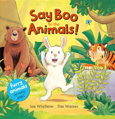 Say Boo to the Animals! - Say Hello (Paperback)
