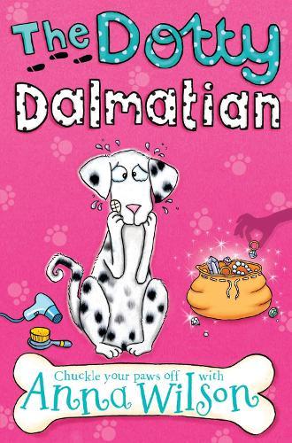 The Dotty Dalmatian - Pooch Parlour (Paperback)