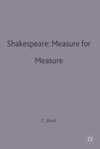 Shakespeare: Measure for Measure - Casebooks Series (Paperback)