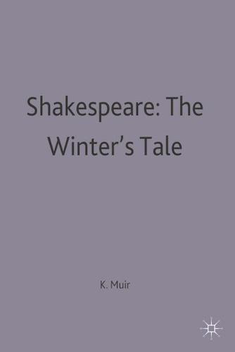 Shakespeare: The Winter's Tale - Casebooks Series (Paperback)