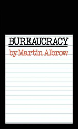 Bureaucracy - Key Concepts in Political Science (Paperback)