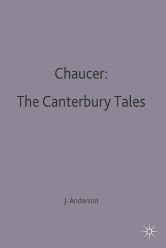 Chaucer: The Canterbury Tales - Casebooks Series (Paperback)