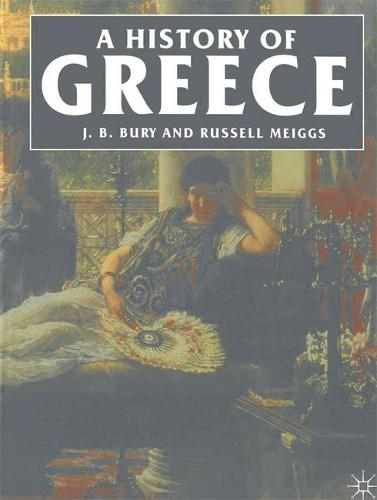 A History of Greece (Paperback)