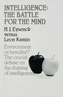 Intelligence: The Battle for the Mind (Hardback)