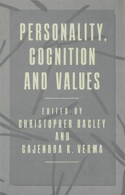 Personality, Cognition and Values (Hardback)