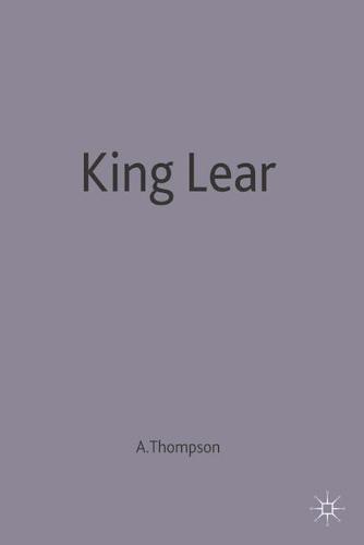 King Lear - Critics Debate (Paperback)