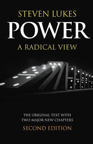 Power: A Radical View (Paperback)