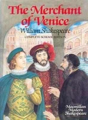 Macmillan Modern Shakespeare Merchant of Venice (Board book)