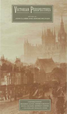 Victorian Perspectives: Six Essays (Hardback)