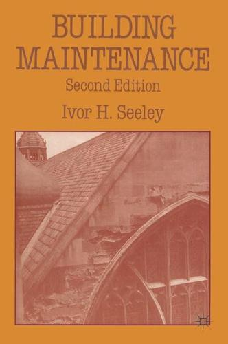 Building Maintenance - Building and Surveying Series (Paperback)