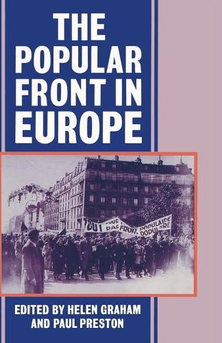 The Popular Front in Europe (Paperback)
