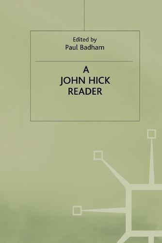 A John Hick Reader (Paperback)