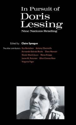 In Pursuit of Doris Lessing: Nine Nations Reading (Hardback)