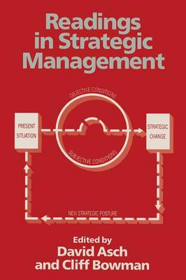 Readings in Strategic Management (Paperback)