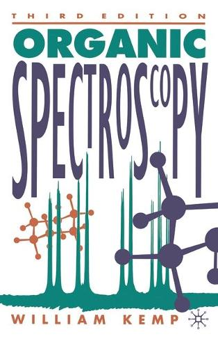 Organic Spectroscopy (Paperback)
