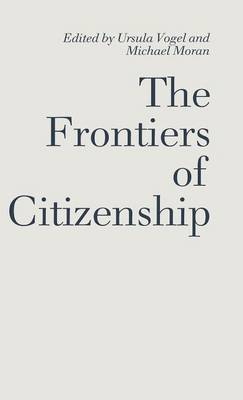 The Frontiers of Citizenship (Hardback)