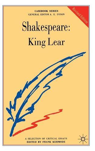 Shakespeare: King Lear - Casebooks Series (Paperback)