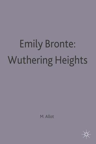 Emily Bronte: Wuthering Heights - Casebooks Series (Paperback)