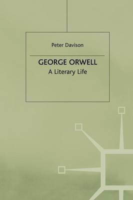 George Orwell: A Literary Life - Literary Lives (Paperback)