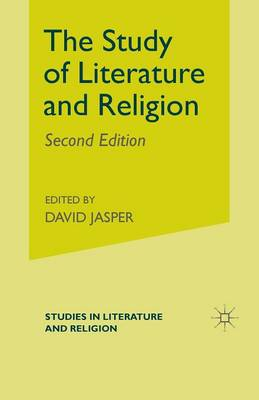 Study of Literature and Religion - Studies in Literature and Religion (Paperback)